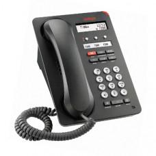 IP телефон Avaya 1603SW, без PoE, встроенный коммутатор, 1603SW-I IP DESKPHONE GLOBAL ICON ONLY