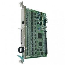 24-портовая плата аналоговых внутренних линий с Caller ID и функцией MW (MCSLC2) для АТС Panasonic