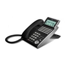 Системный телефон NEC DTL-24D, чёрный