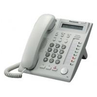 Системный телефон Panasonic KX-DT321, белый
