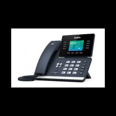 SIP телефон Yealink SIP-T52S, 12 аккаунтов, Bluetooth, USB, GigE, цветной экран, без БП