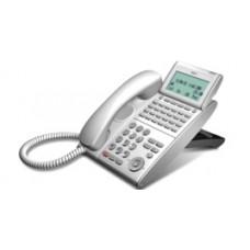 Системный IP Телефон NEC ITL-24D, белый