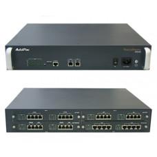 VoIP шлюз VoiceFinder ADD-AP2640, 16FXO, 2x10/100TX ETH