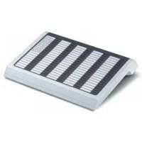 Модуль расширения на 90 клавиш Unify (Siemens) OpenStage BLF 40 прозрачный лёд
