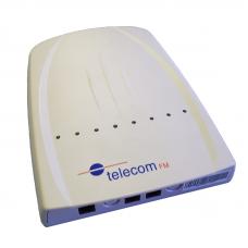 GSM-BRI — цифровой GSM шлюз, 2 GSM канала, ISDN BRI, функция LCR