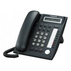 Системный телефон Panasonic KX-DT321, черный