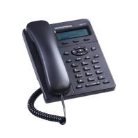 IP телефон GRANDSTREAM GXP-1165, SIP, 2 порта Ethernet 10/100, ЖК-дисплей 128x40, PoE