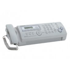 Факс Panasonic KX-FP218RU на термобумаге, белый