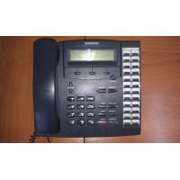 б\у системный телефон Samsung DCS-24B с ЖКИ