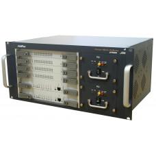 VoIP шлюз VoiceFinder AP6500, шасси для установки 4 модулей MGSA