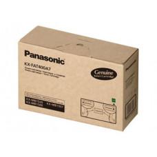 Тонер-картридж Panasonic KX-FAT400A7, до 1800 страниц