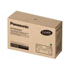 Тонер-картридж Panasonic KX-FAT410A7, до 2500 страниц