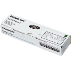 Тонер-картридж Panasonic KX-FAT411A7, до 2000 страниц