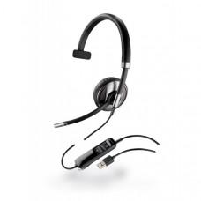 BlackWire C710M (PL-С710M),проводная/Bluetooth гарнитура,USB, MOC, Lync