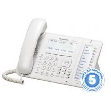 IP телефон Panasonic KX-NT556, белый