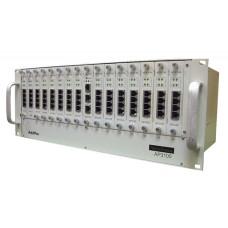 VoIP шлюз VoiceFinder AP3100, 60 FXO,1X10/100,1x10Mbps