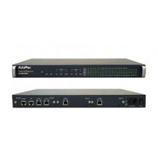 VoIP шлюз VoiceFinder AP-MG3000, 4E1(ISDN PRI),2x10(100)Mbps ETH