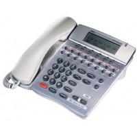 Телефон DTR-16D-1R (WH)   16 доп. кнопок, 3-х стр. дисплей, руссиф.