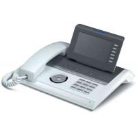 IP Телефон Unify (Siemens) OpenStage 40 прозрачный лёд