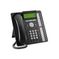 IP телефон Avaya 1616, черный (IP PHONE 1616-I BLK)