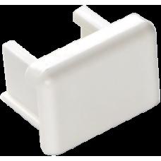Заглушка торцевая для кабель-канала 20х12,5, аналог Legrand 30220